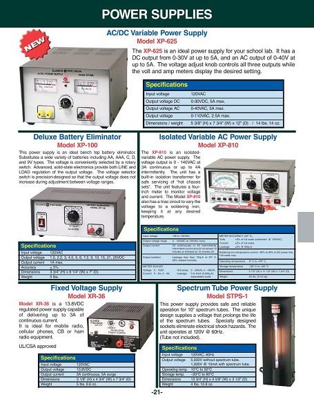 Power Supplies Power Supplies - Bonnin Electronics, Inc  - Puerto