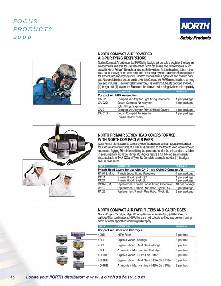 Respirators Powered Air Respirator - Interport Trading