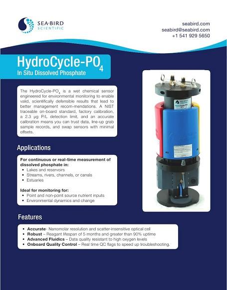 Phosphate Sensor - Tomas Cuerda, Inc  - Puerto Rico Suppliers  com
